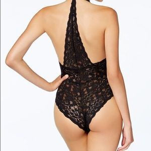 Free People Other - NWT Free People Avery Sheer Lace Bodysuit